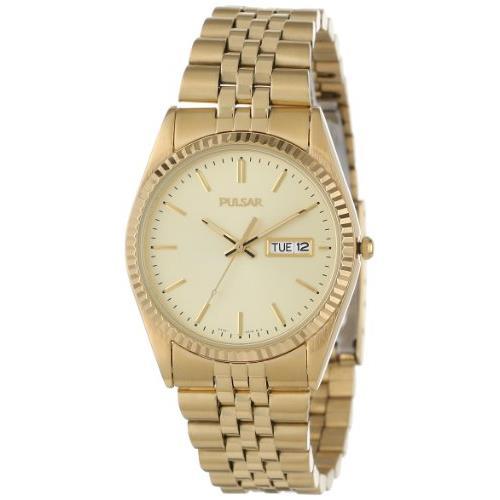 Luxury Brands Pulsar PXF102 037738093646 B000792K2U Fine Jewelry & Watches