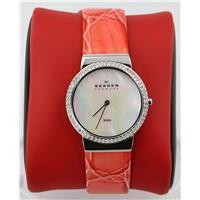 Authentic Skagen 644LSLP4 768680114454 B001KY0LDQ Fine Jewelry & Watches